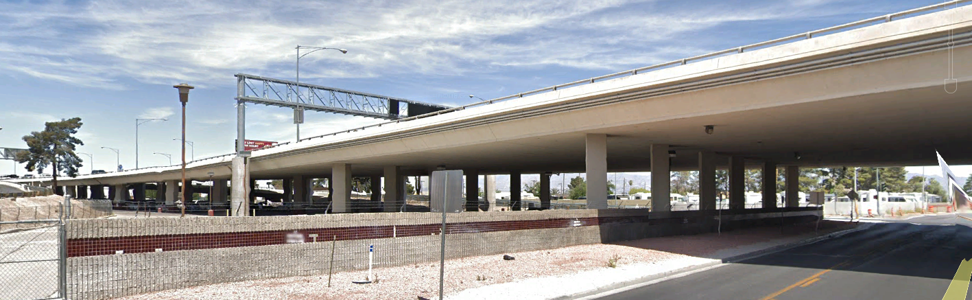 Image of bridge in project area.