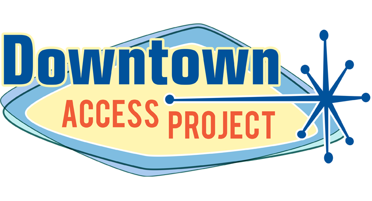 Downtown Access Project Logo