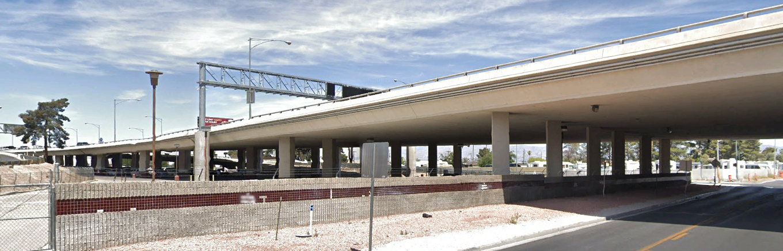 Photo of I-515 bridge